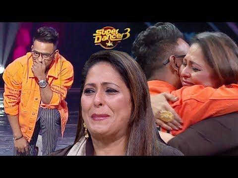 Super Dancer Chapter 3:  Dharmesh's EMOTIONAL Performance For Geeta