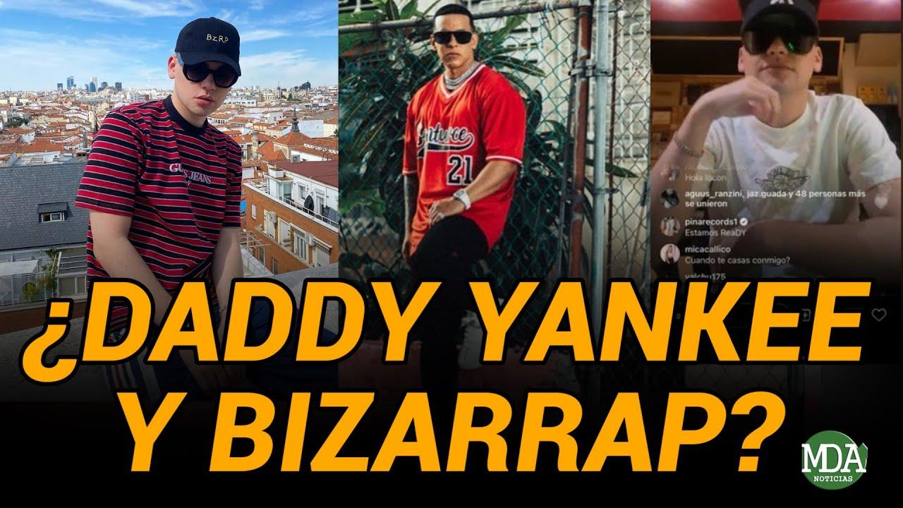 Download El MÁNAGER de DADDY YANKEE y ¿un nuevo indicio de la MUSIC SESSION con BIZARRAP?
