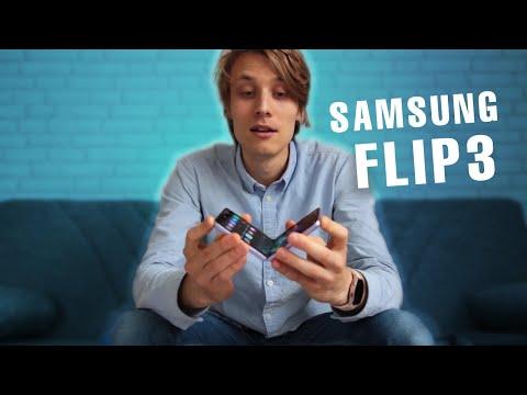 Taitetaan puhelin kahtia - ToimiikoZ Flip3?