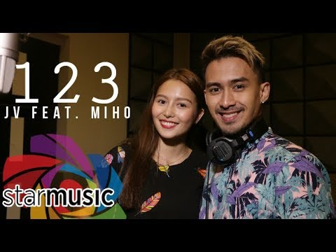 Jv feat. miho - 123 (in studio)
