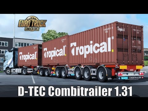 Repeat ✅ ETS2 1 30 - Scania S730T Torpedo V8 by DriverStein