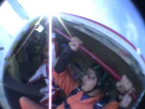 My bro Diego Romero Sky Diving!