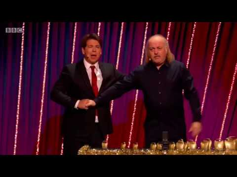 Bill Bailey. Michael McIntyre's Big Show. BBC1. Christmas Special. 24 Dec 2017