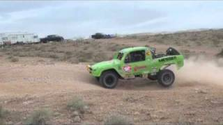SNORE MInt400 2011 RACE VIDEO Rusty Unlimited TT89