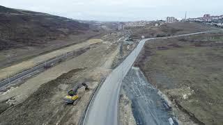 Ispartakule - Hadımköy Arası Yol ve Kavşak Düzenleme İnşaatı