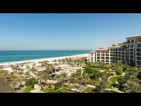 Top 10 Luxury 5-star Beachfront Hotels & Resorts in Abu Dhab