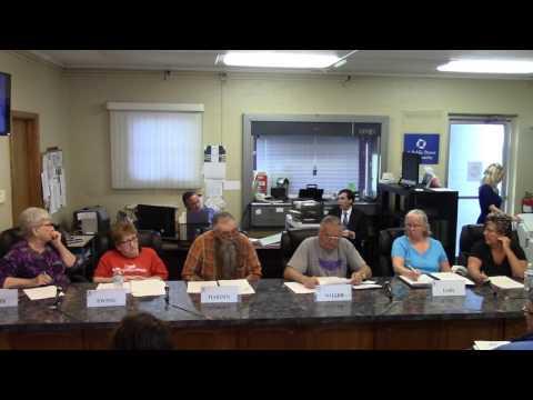 Waynesfield Village Council 04/24/2017 (Part 1 of 2)