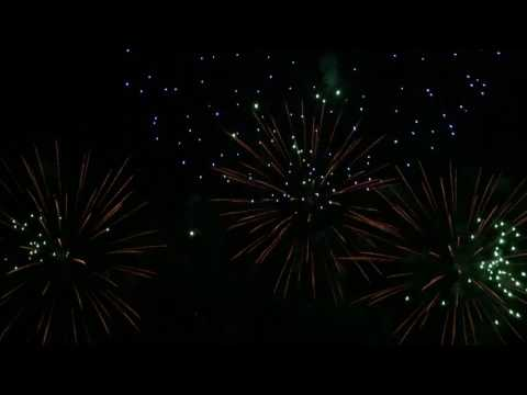 Sm Cabanatuan Fireworks Fest 2017 Part 2 Full (Philippines) March 04,2017