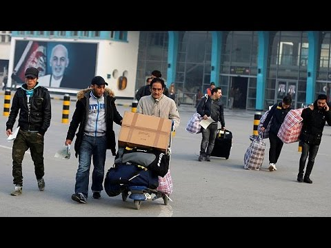 First group of Afghans deported from Germany under new deal