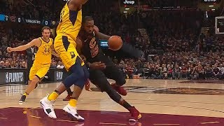 LeBron James Destroys The Pacers & Eliminates Them in Game 7! …