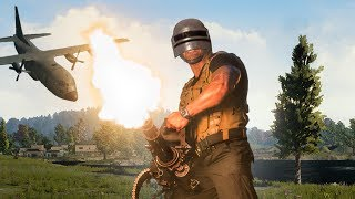 Русский Мясник в Playerunknown's Battlegrounds 🔥