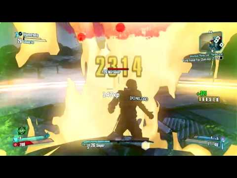 Am-Lets! Borderlands 2 - Migraine Fuel (WARNING STRONG LANGUAGE)