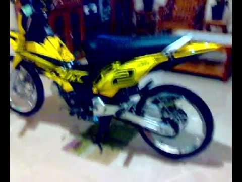 2013 honda xrm 125 modified
