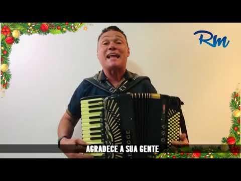 ASSISTA! Mensagem de Natal e Ano Novo do vereador reeleito Raimundo Macedo gravada pelo cantor paraibano Amazan