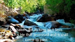 NATHANIEL BASSEY AND LOVESONG - NO OTHER GOD (LYRICS VIDEO)