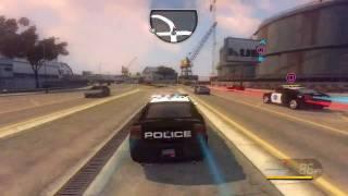 DRIVER San Francisco - Mac | PC | PS3 | Wii | Xbox 360 - E3 2010 Walkthrough video game preview HD
