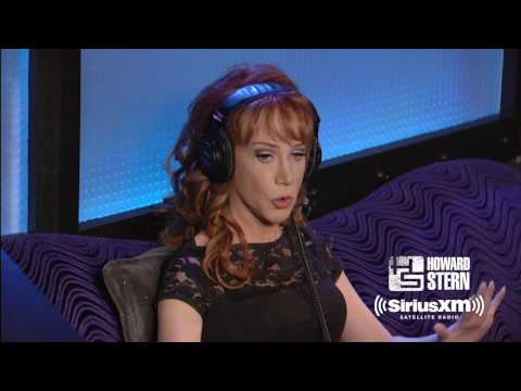 Kathy Griffin Says She Danced Topless with Sharon Stone on Election Night