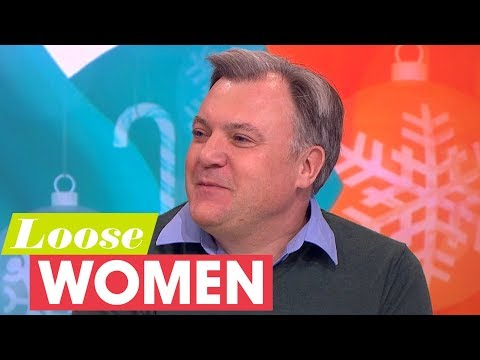 Ed Balls Comments on the Westminster Sex Scandal | Loose Women