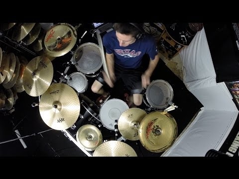 Imagine Dragons - Drum Cover - Tiptoe