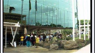 Expo 92: Pabellón de Canarias