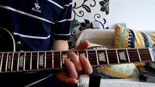 Green Day - 21 Guns Solo Lesson (HD)