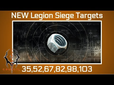 Battle Pirates: NEW Base Parts Targets [Hydras] ALL TARGETS