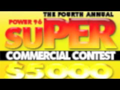 On air for Power96s commercial prize
