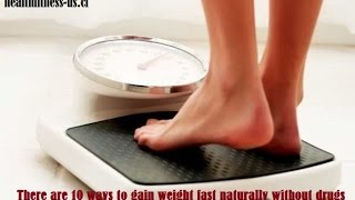 Healthy food for you who want to gain weight | healthfitness-us.cf