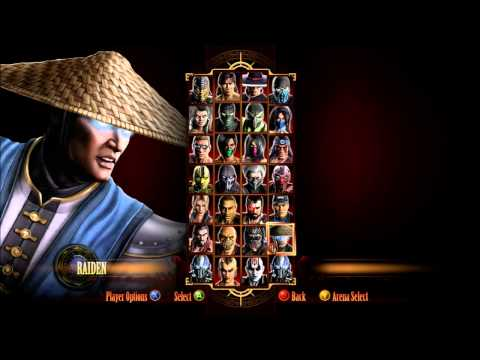 Mortal Kombat Theme Song (Original)
