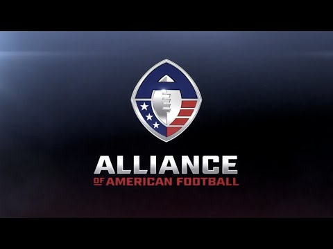 Hammer - New Football League (AAF) Debuts Next Month On CBS