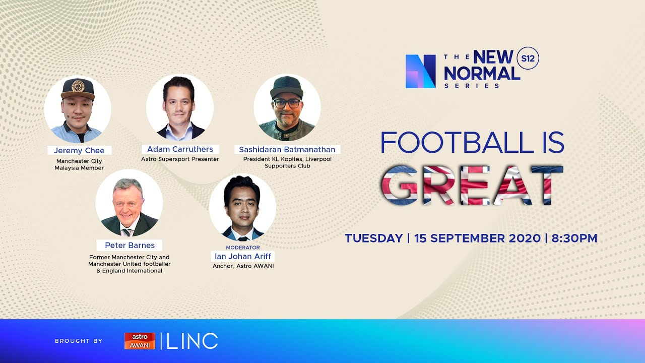 [LINC] Football is GREAT
