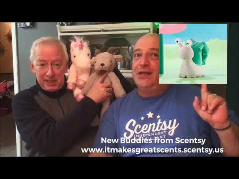 New Scentsy Buddy Review - March 2018 - Independent Scentsy Consultant