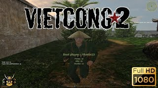 IF YOU MISS VIETCONG 2 WATCH THIS ► Nostalgia Gaming