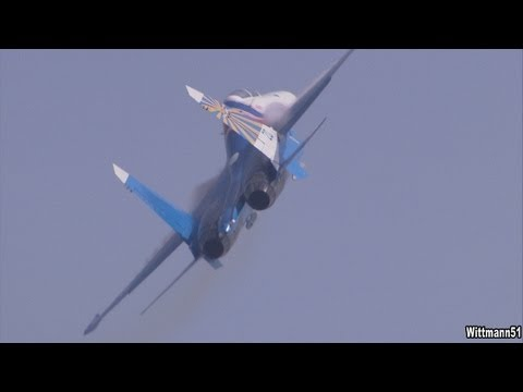 LIMA 2013 Airshow Langkawi - Russian Air Force  Russian Knights