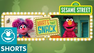 Sesame Street: Elmo Plays What's That Snack #2