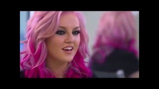 Download Perrie Edwards Singing Voice Before and After Tonsils Surgery MP3 song and Music Video