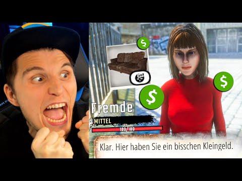 Ich BEKLAUE die Reichen & kaufe mir endlich ein BETT! | Obdachlosen Simulator 5.0