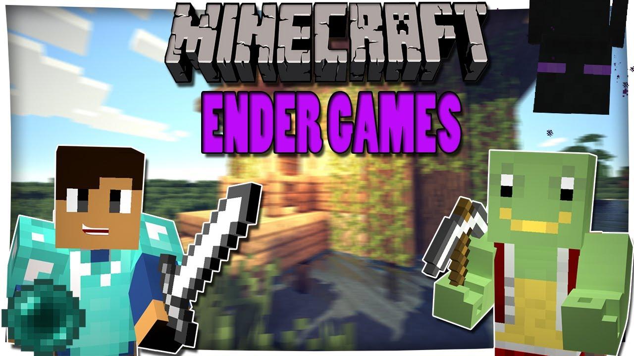 EXPLODIERENDE Kuh Minecraft ENDERGAMES Mit Ryole YouTube - Minecraft ender games kostenlos spielen