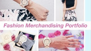 So Erstellen Sie eine Mode-Merchandising-Portfolio - ich bin Zurück!