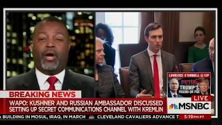 Malcolm Nance says Kushner