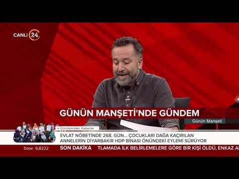 Murat Çiçek ve Hikmet Genç ile Günün Manşeti - 29 04 2020из YouTube · Длительность: 50 мин26 с