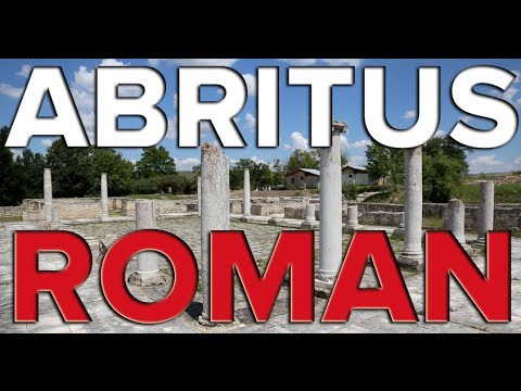 The Roman Military Base Of Abritus - Bulgaria