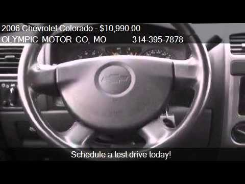 2006 Chevrolet Colorado Lt 4dr Crew Cab Sb For Sale In