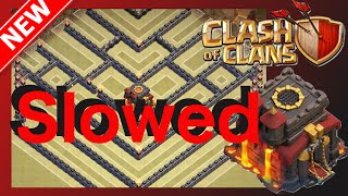 """(Easy To Follow & Copy) The BEST New TH10 War Base! """"The Velopter"""" 