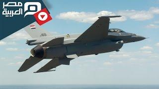 مصر العربية   الجيش المصري يشن 8 غارات على أهداف متفرقة في رفح