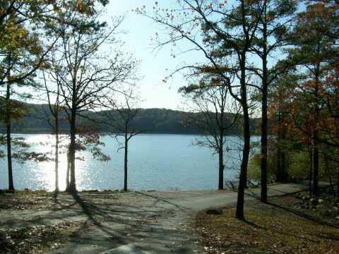 Our visit to Allatoona Lake in GA 2009
