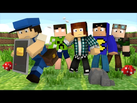 Minecraft: A PLACA DO YOUTUBE SUMIU !! -...