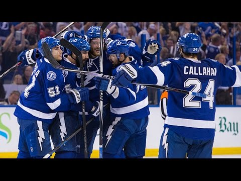 Lightning Beat Blackhawks in Game 2 of Stanley Cup Finals 1