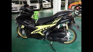 Aerox 155 แต่งสวย (Thailand)