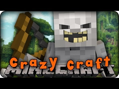 crazy craft little lizard minecraft mods craft 2 0 ep 3 skeleton 4166
